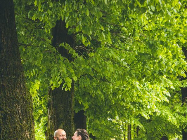 Il matrimonio di Luca e Stefania a Vergiate, Varese 238