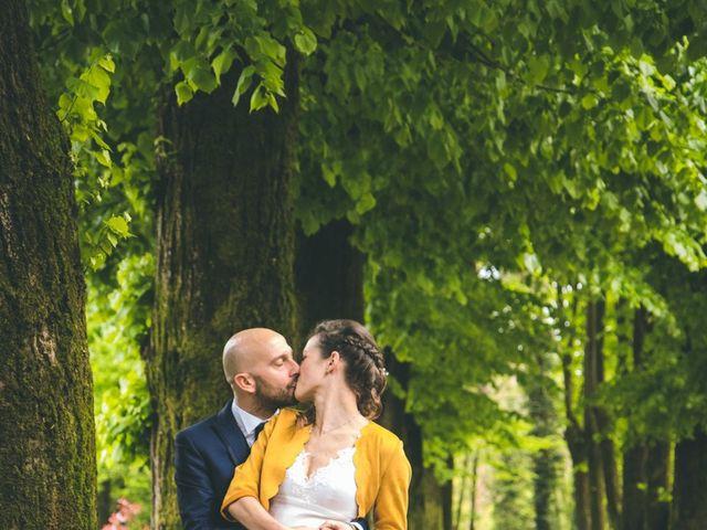 Il matrimonio di Luca e Stefania a Vergiate, Varese 239