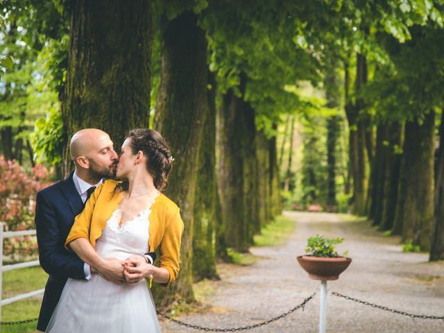 Il matrimonio di Luca e Stefania a Vergiate, Varese 240