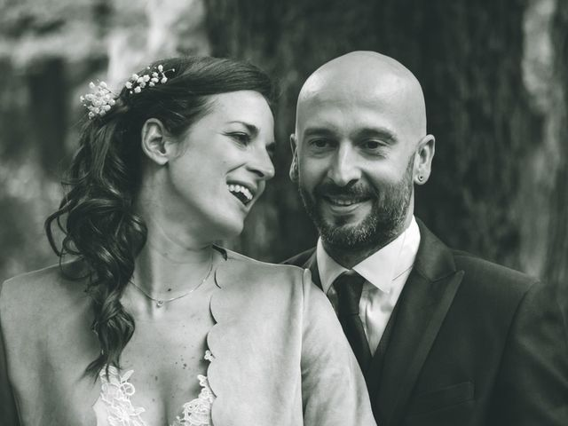 Il matrimonio di Luca e Stefania a Vergiate, Varese 241