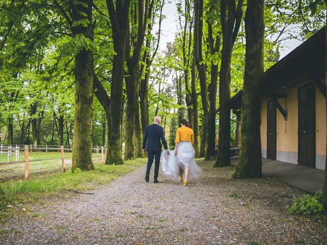 Il matrimonio di Luca e Stefania a Vergiate, Varese 242