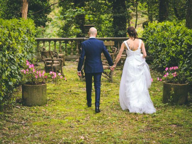 Il matrimonio di Luca e Stefania a Vergiate, Varese 243