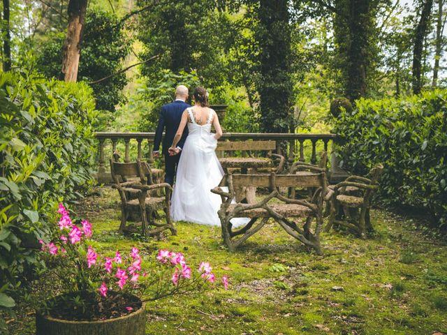 Il matrimonio di Luca e Stefania a Vergiate, Varese 244