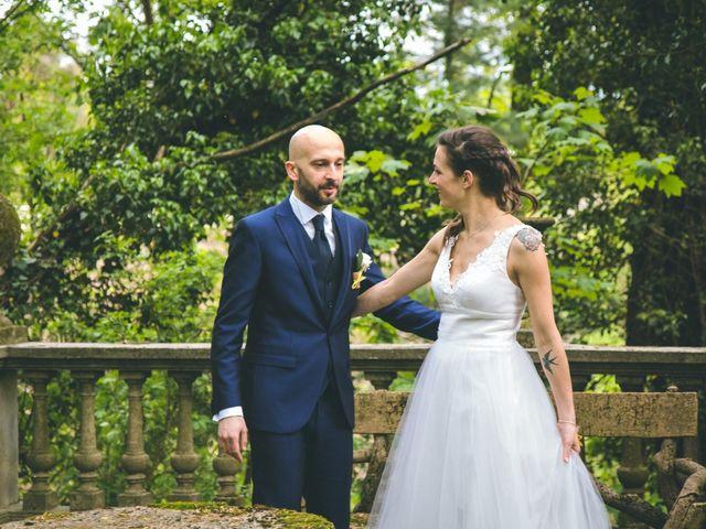 Il matrimonio di Luca e Stefania a Vergiate, Varese 245