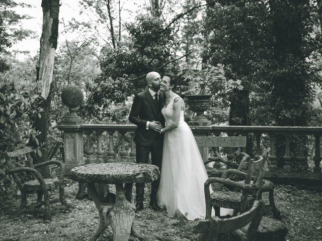 Il matrimonio di Luca e Stefania a Vergiate, Varese 246