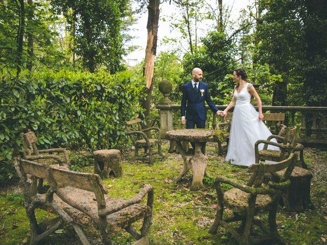 Il matrimonio di Luca e Stefania a Vergiate, Varese 247