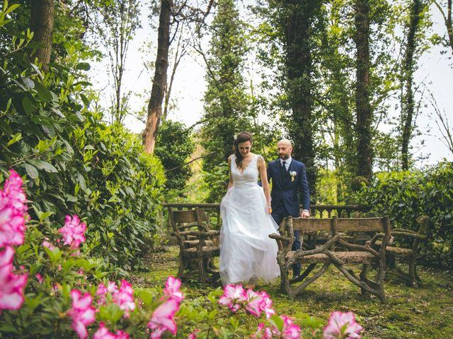 Il matrimonio di Luca e Stefania a Vergiate, Varese 248