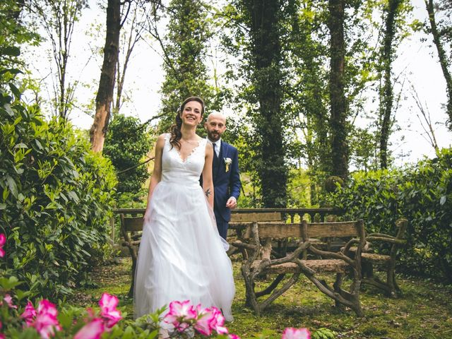 Il matrimonio di Luca e Stefania a Vergiate, Varese 249