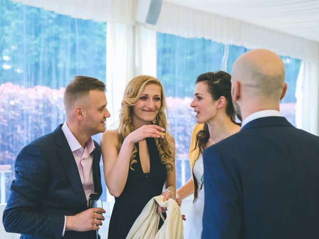 Il matrimonio di Luca e Stefania a Vergiate, Varese 251