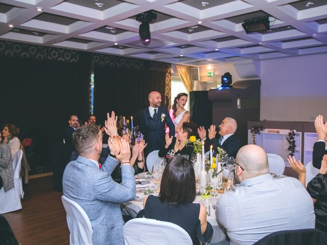 Il matrimonio di Luca e Stefania a Vergiate, Varese 252