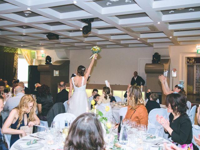 Il matrimonio di Luca e Stefania a Vergiate, Varese 254