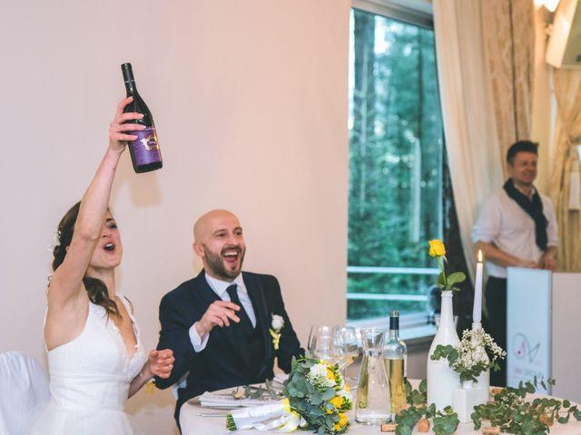 Il matrimonio di Luca e Stefania a Vergiate, Varese 255