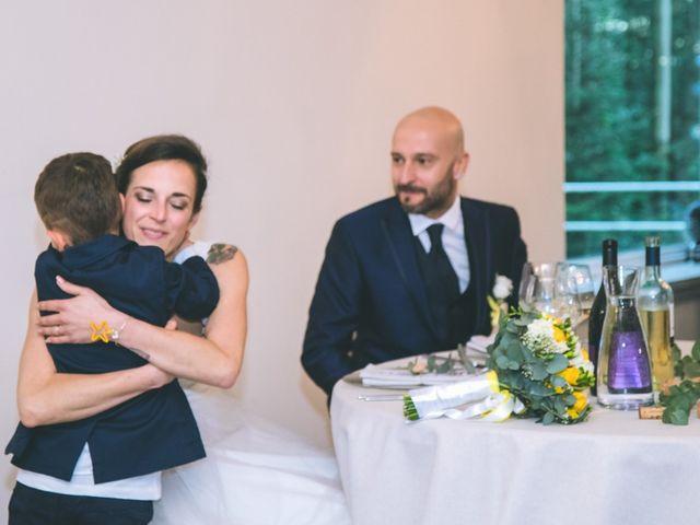 Il matrimonio di Luca e Stefania a Vergiate, Varese 256