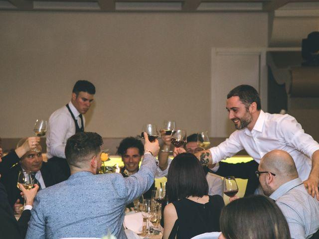 Il matrimonio di Luca e Stefania a Vergiate, Varese 265