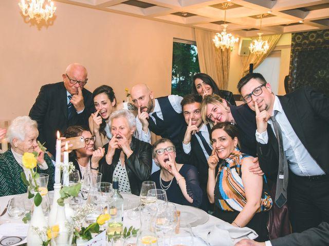 Il matrimonio di Luca e Stefania a Vergiate, Varese 266