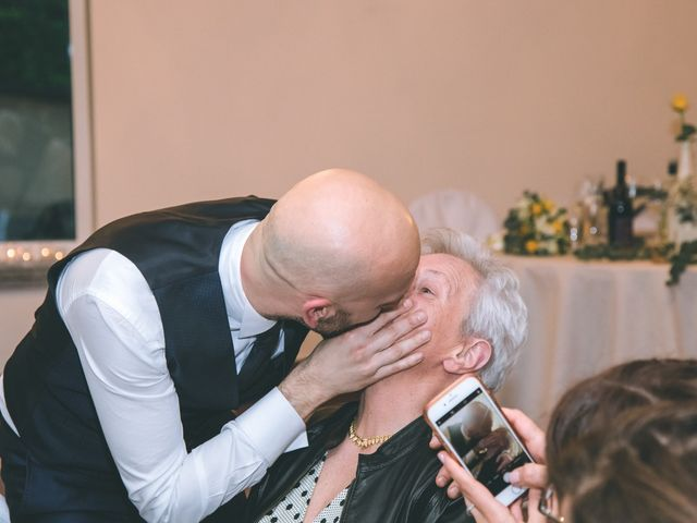 Il matrimonio di Luca e Stefania a Vergiate, Varese 268