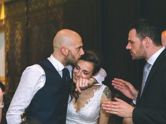 Il matrimonio di Luca e Stefania a Vergiate, Varese 275