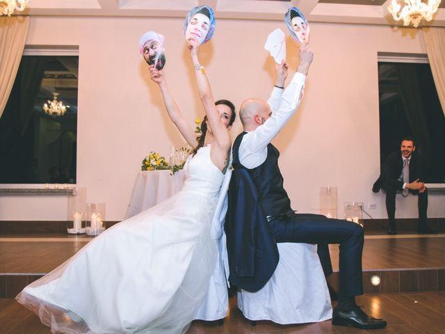 Il matrimonio di Luca e Stefania a Vergiate, Varese 297