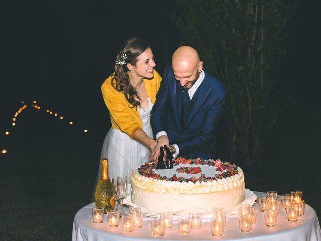 Il matrimonio di Luca e Stefania a Vergiate, Varese 329