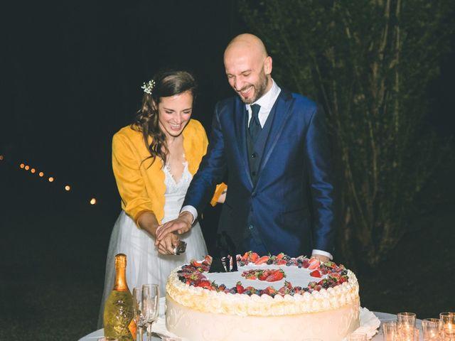 Il matrimonio di Luca e Stefania a Vergiate, Varese 330