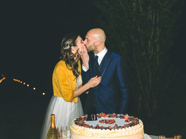 Il matrimonio di Luca e Stefania a Vergiate, Varese 331