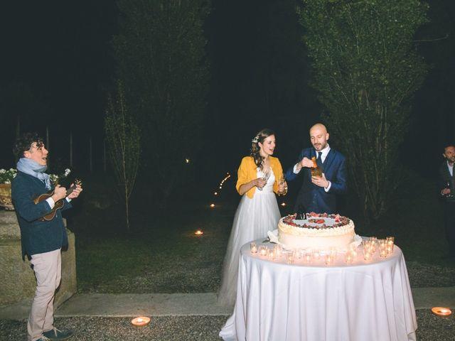 Il matrimonio di Luca e Stefania a Vergiate, Varese 333