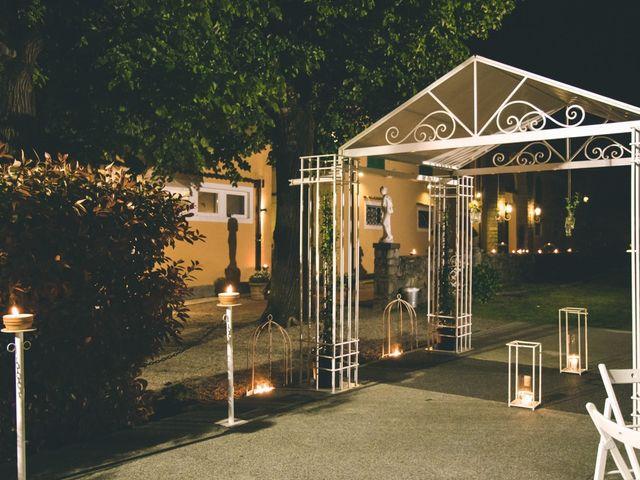 Il matrimonio di Luca e Stefania a Vergiate, Varese 337