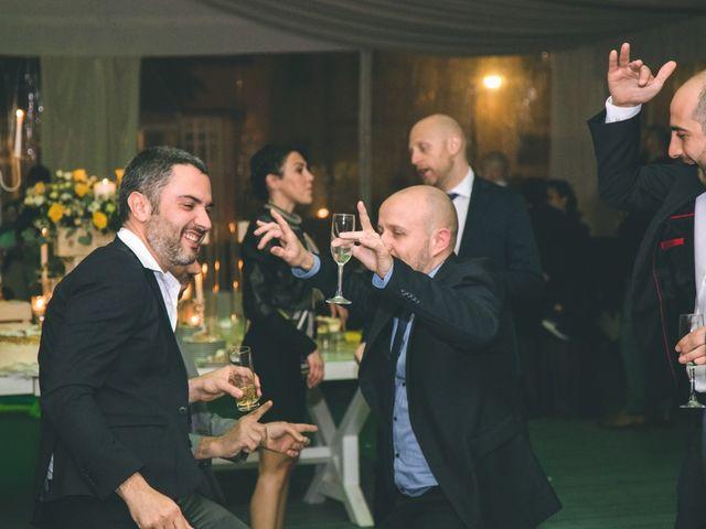 Il matrimonio di Luca e Stefania a Vergiate, Varese 350
