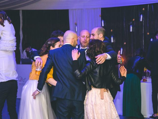 Il matrimonio di Luca e Stefania a Vergiate, Varese 365