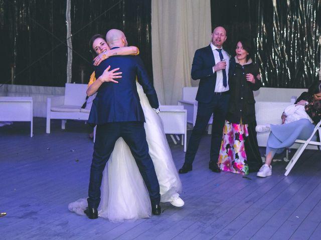 Il matrimonio di Luca e Stefania a Vergiate, Varese 390