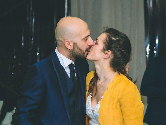 Il matrimonio di Luca e Stefania a Vergiate, Varese 399