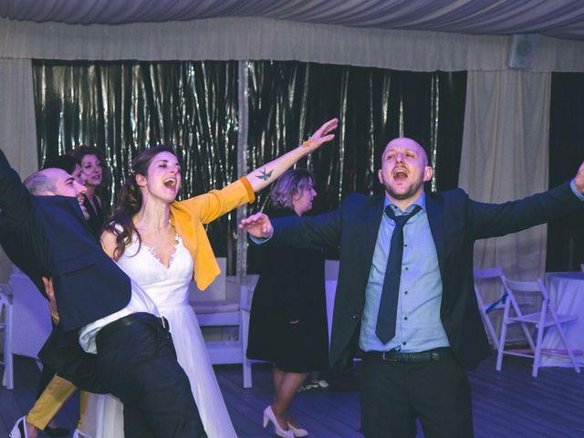Il matrimonio di Luca e Stefania a Vergiate, Varese 401