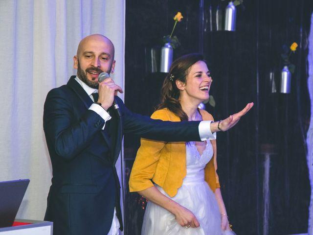 Il matrimonio di Luca e Stefania a Vergiate, Varese 403
