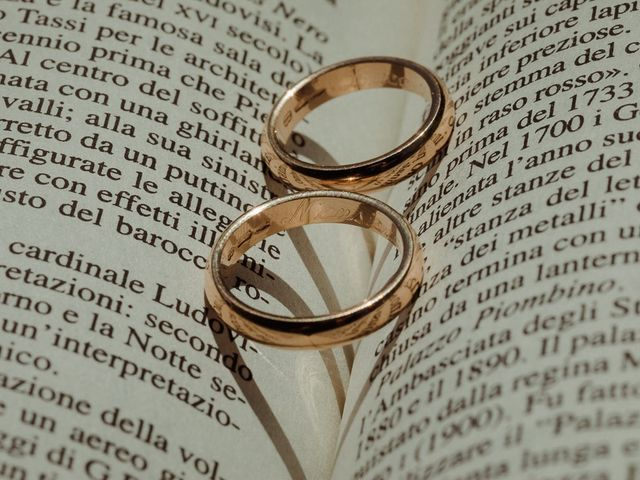 Il matrimonio di Luca e Nausicaa a Roma, Roma 29