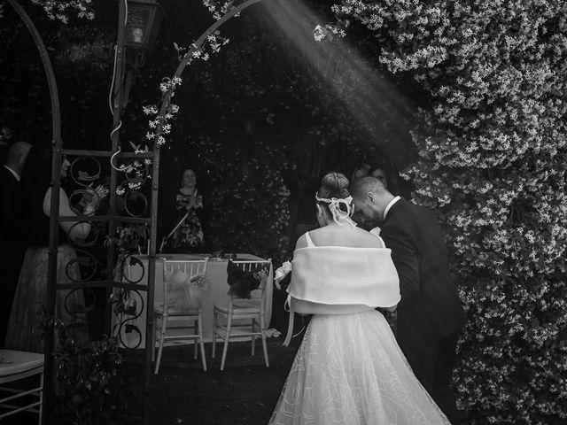Il matrimonio di Luca e Nausicaa a Roma, Roma 42