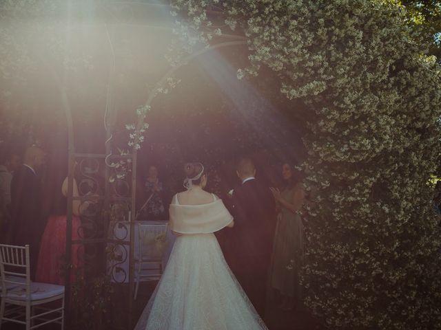 Il matrimonio di Luca e Nausicaa a Roma, Roma 43