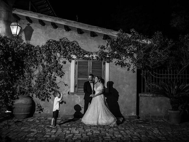 Il matrimonio di Luca e Nausicaa a Roma, Roma 58