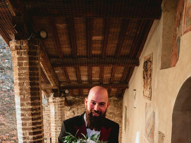 Il matrimonio di Tiziano e Laura a San Gimignano, Siena 9