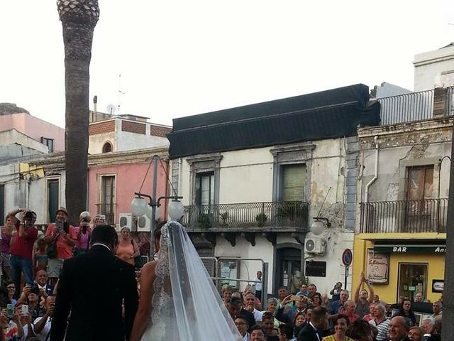 Il matrimonio di Rohan e Giulia a Taormina, Messina 3