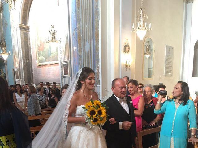 Il matrimonio di Rohan e Giulia a Taormina, Messina 4