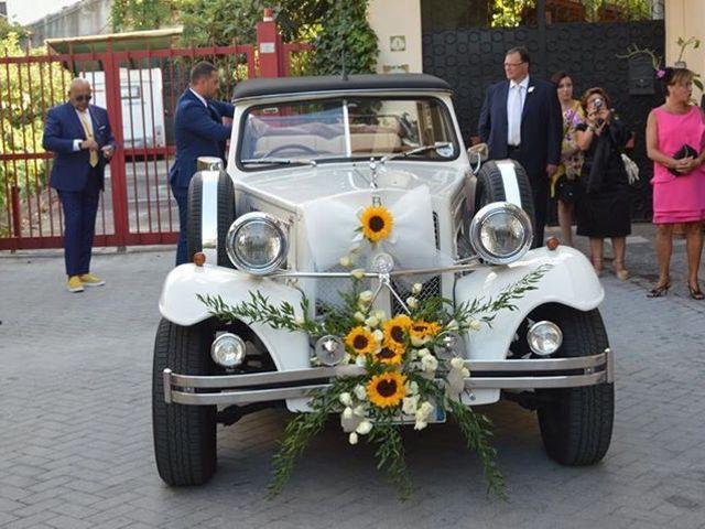 Il matrimonio di Rohan e Giulia a Taormina, Messina 2