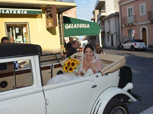 Il matrimonio di Rohan e Giulia a Taormina, Messina 9