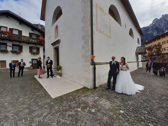 Il matrimonio di Giacomo e Anna a Alleghe, Belluno 3