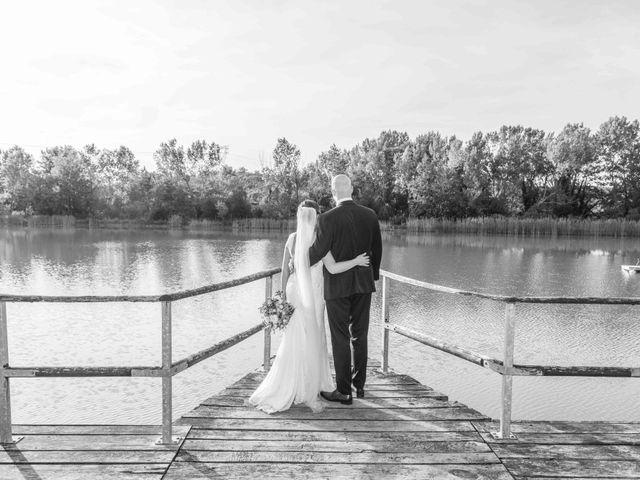 Le nozze di Natalie e Dominik