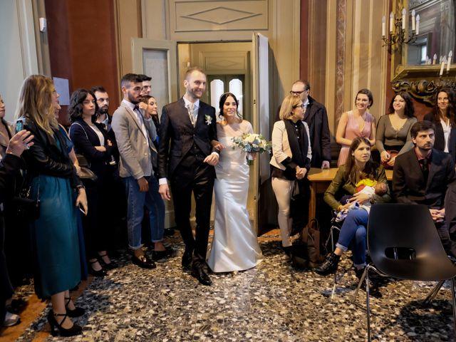 Il matrimonio di Omar e Camilla a Alzano Lombardo, Bergamo 13