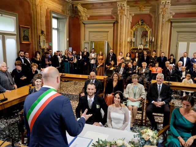 Il matrimonio di Omar e Camilla a Alzano Lombardo, Bergamo 14
