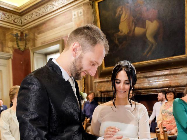 Il matrimonio di Omar e Camilla a Alzano Lombardo, Bergamo 15