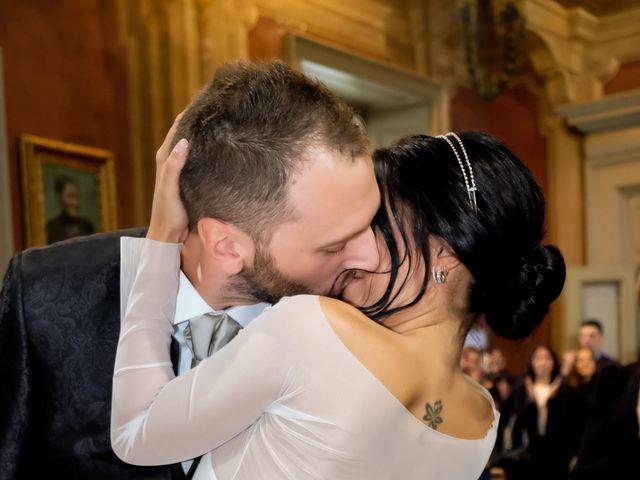Il matrimonio di Omar e Camilla a Alzano Lombardo, Bergamo 16