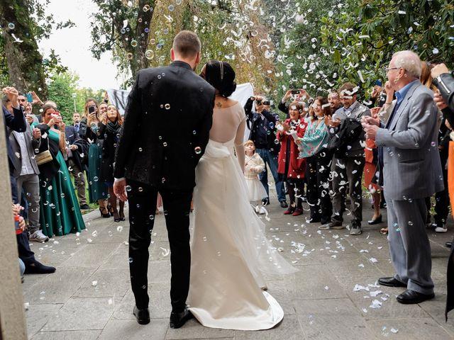 Il matrimonio di Omar e Camilla a Alzano Lombardo, Bergamo 17