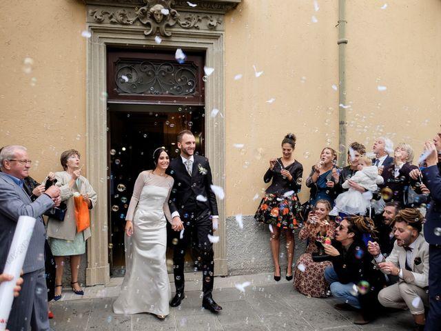 Il matrimonio di Omar e Camilla a Alzano Lombardo, Bergamo 18